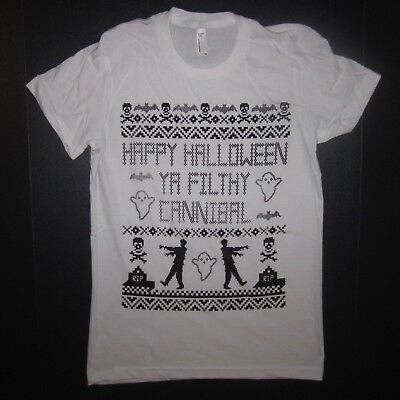 halloween store ran out of your face funny costume t shirt tee cute womens girls
