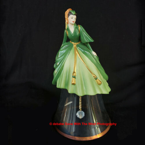 GONE WITH THE WIND FRANKLIN MINT SCARLETT O