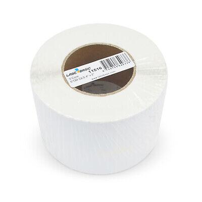 Labels For Primera Lx2000 Printer 4 X 2 1550 Glossy Labels Per Roll