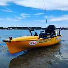 Hobie Kayak Pro Angler 14 Yellow - 2014 to 2016 model Brunswick Moreland Area Preview