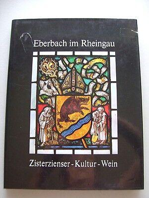 Eberbach im Rheingau Zisterzienser Kultur Wein 1986