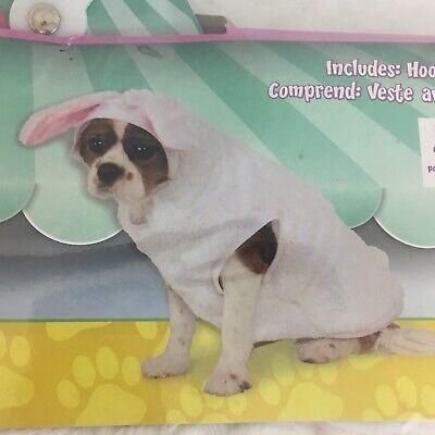 Rubies Pet Shop Pet Costume XXL BUNNY Hooded Jacket Labrador Doberman Pit Bull (Labrador Dog Costumes)