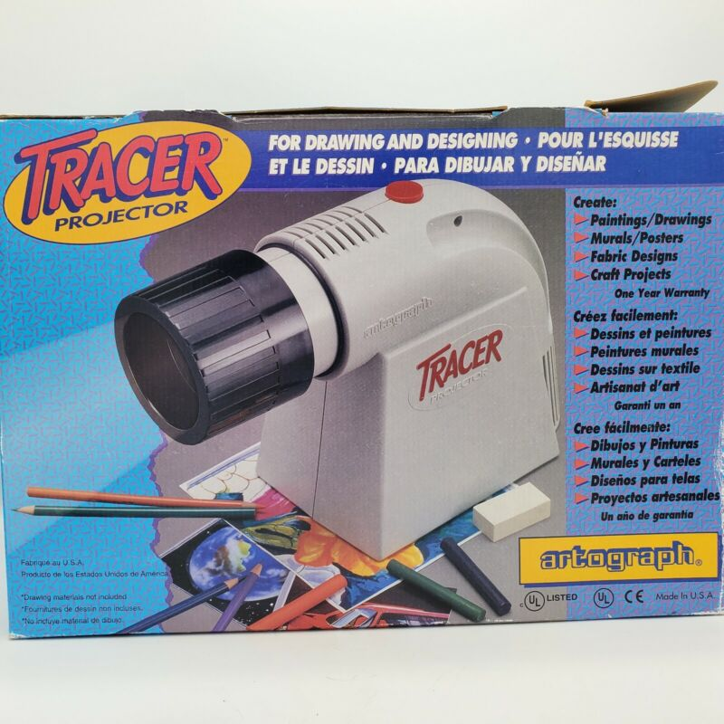 Artograph 225-360 Tracer Projector and Enlarger 10x Magnification Light Bulb