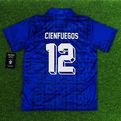 7a4d1eb19 El Salvador Men s Retro Soccer Jersey