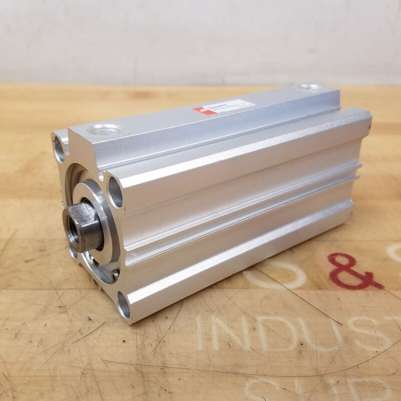 Ingersoll Rand MDS50-AAADN-100 Pneumatic Cylinder, 50mm Bore, 100mm Stroke - NEW