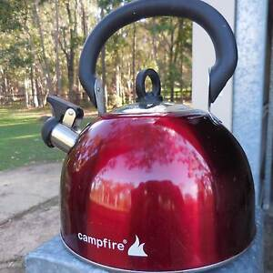 'Campfire' Kettle Morayfield Caboolture Area Preview