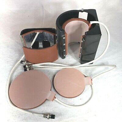 Heat Press Attachments Plates Cap Mug