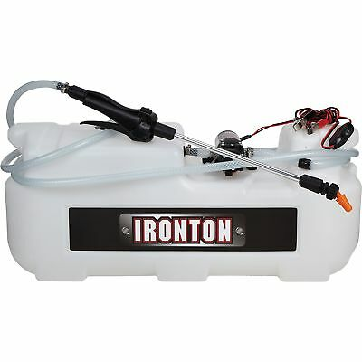 Ironton Atv Spot Sprayer - 8 Gallon 1 Gpm 12 Volt