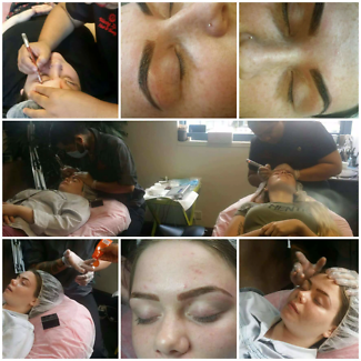 Cosmetic  Tattoo training hobart