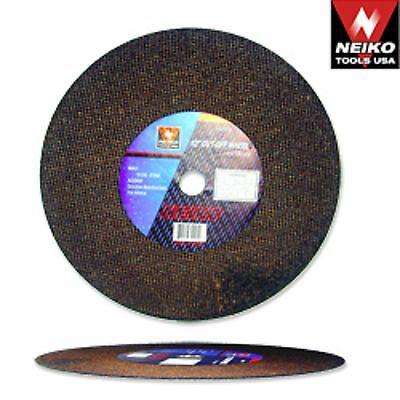 30 Neiko 4.5 Cut-off Wheels Metal 4-12 X 116 X 78 Metalworking Disc Tools