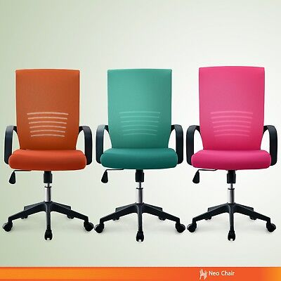 Fashionable Two Tone Color Home Office Conference Room Chair Premium Morcote B
