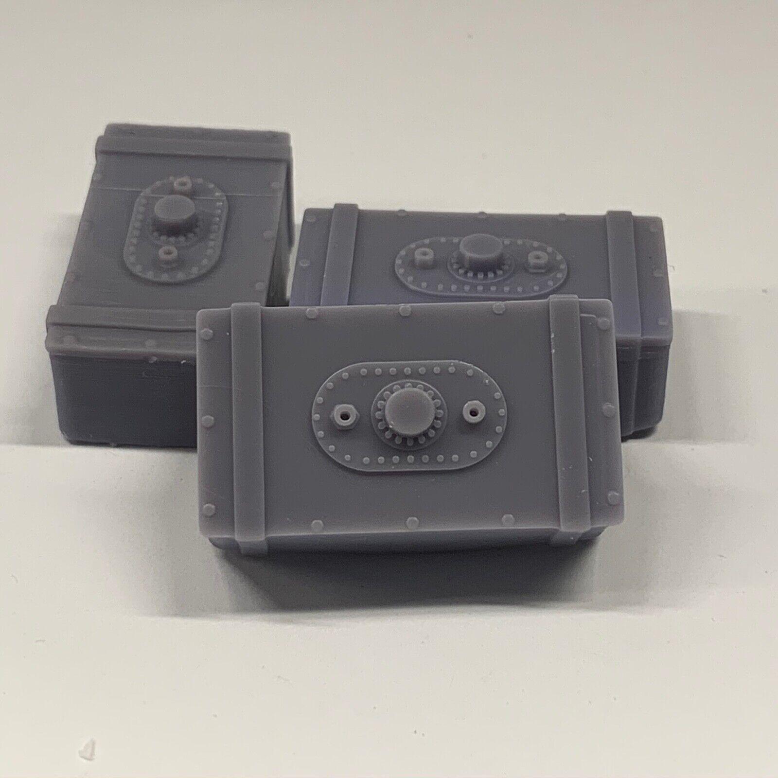 Resin Short Fuel Cell Gas Tank Custom fits All Model Kits