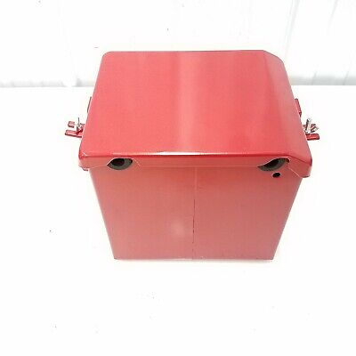 Farmall H Super H Battery Box With Lid Battery Under The Gas Tank