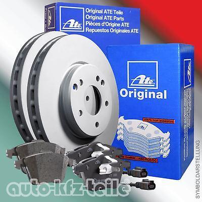 ATE Bremsenkomplettsatz Mercedes C-Klasse W204, E-Klasse W212,SLC 295mm VORN WK!