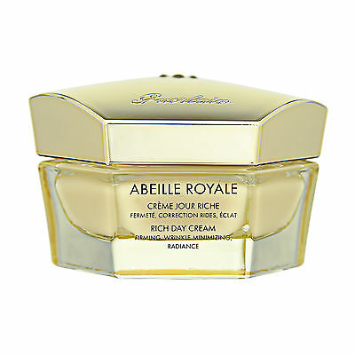 Guerlain Abeille Royale Rich Day Cream 50ml Skincare Moisturizer Smooth Firming