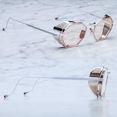 Glasses Jacques Marie Mage Quatro Off White Sunglasses New And Original