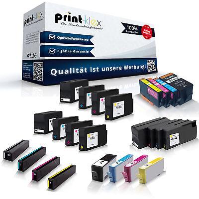 Pack Hp Toner (Sparpack Kompatible XXL Ptronen für HP 920 932+933 934+935 950+951 953 970+971)