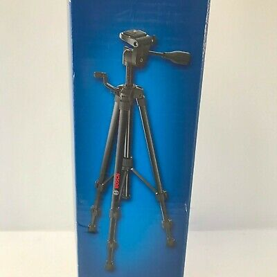 Bosch Compact Tripod w/ Extendable Height w/ Line, Point, & Laser Measures