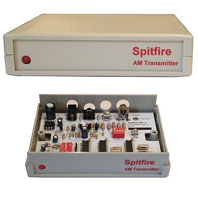 Spitfire - AM Medium Wave & Top Band Transmitter