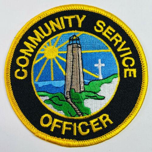 Community Service Officer CSO Virginia Beach Police Virginia VA Patch (A8-B)