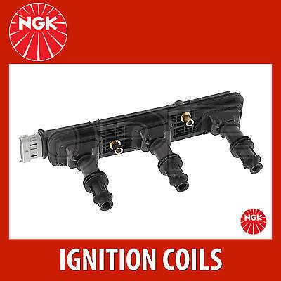NGK Ignition Coil - U6030 (NGK48192) Ignition Coil Rail - Single