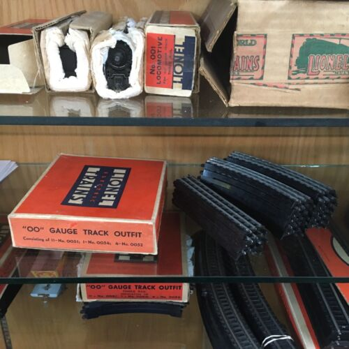 Lionel OO / 00 Gauge Track Outfit for 1939 to 1942 Three Rail Sets LNOB II
