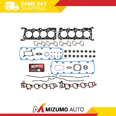 Head Gasket Set Fit Ford E150 E250 Expedition F150 F250 5.4L SOHC TRITON - Ford Expedition Head Gasket