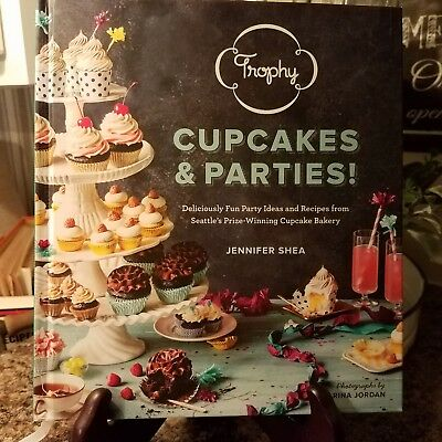 Trophy Cupcakes and Parties Fun Party Ideas and Recipes Seattle Cupcake Bakery