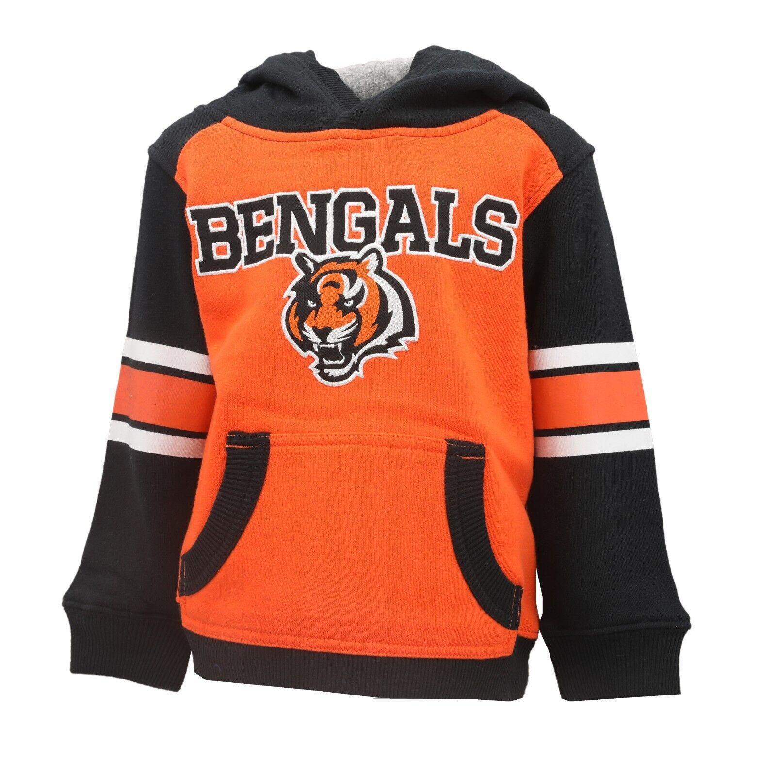 bengals hooded sweatshirt