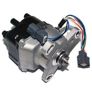 TD-42U Ignition Distributor 1.6L 30100P08006 NEW for 92-95 Honda Civic Del Sol