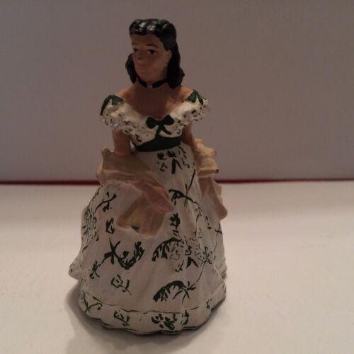Victorian figurine - Small cast lead - Niena - Made in Russia