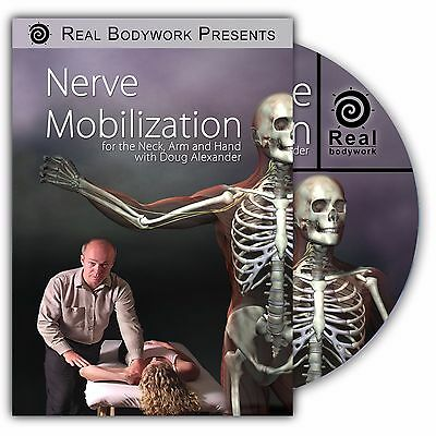 Nerve Mobilization Medical Massage Dvd   Neck Arm Wrist