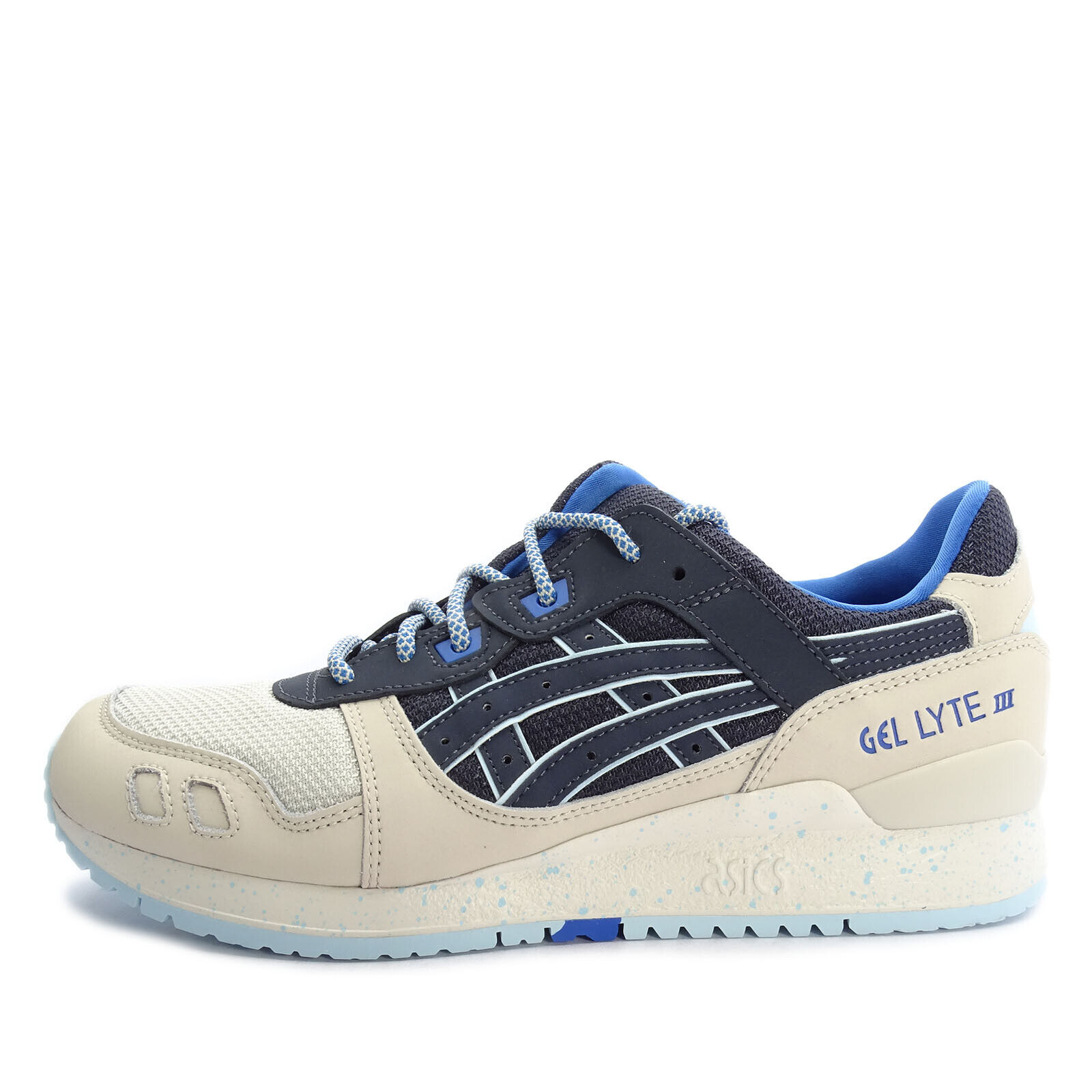 Asics Tiger GEL-Lyte III [H7L0L-5858] Men Casual Shoes India Ink/Sail US 9.0