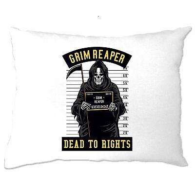 Halloween Police Costume Ideas (Halloween Pillow Case Costume Police Station Criminal Skeleton Gift)