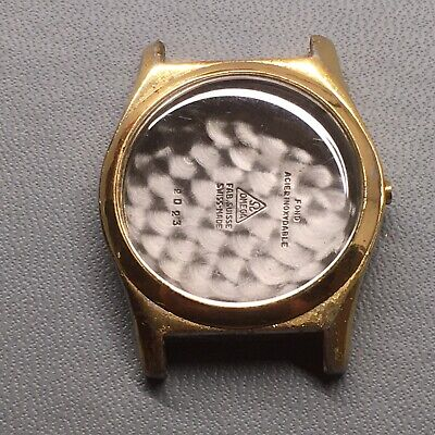 Vintage OMEGA Watch Case With Stainless Steel Case Back. 30.5mm segunda mano  Embacar hacia Spain