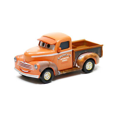 Disney Toy Cars Halloween (Mattel Disney Pixar Cars 3 Smokey 1:55 Metal Diecast Toy Vehicle Loose)