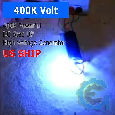 Dc 3v6v To 400kv 400000v Boost Step Up Power Module High Voltage Generator