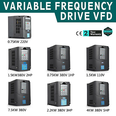 New Variable Frequency Drive Vfd Inverter Calculous Pid Perfect Motor Extremely