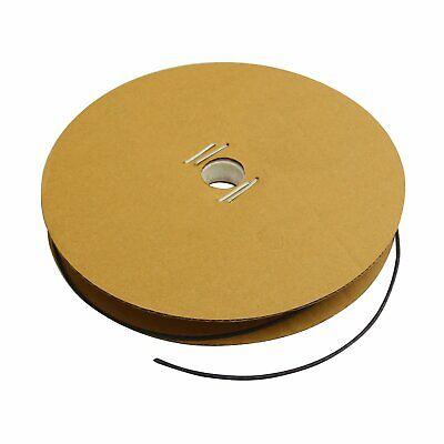 Black 12 13mm 100 Ft. 100 Feet Polyolefin 21 Heat Shrink Tubing Tube Cable