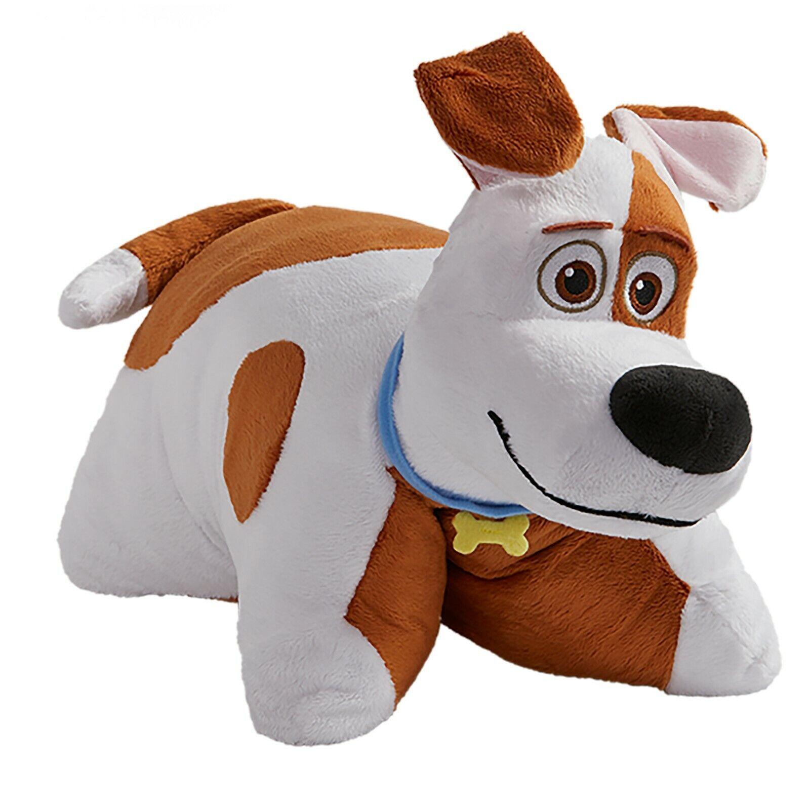 Pillow Pets NBCUniversal Secret Life of Pets 2 Max Stuffed A
