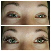 Certified eyelash technician! Full set starting $60