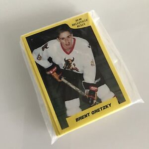 1990 7th Inning Sketch Belleville Bulls Team Set