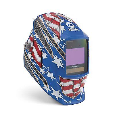 Miller Stars Stripes Iii Digital Elite Helmet 281002