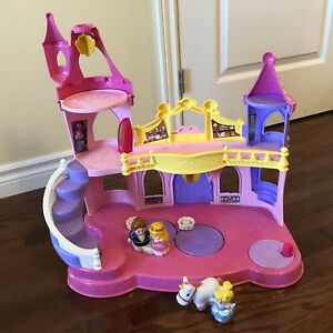 Fisher Price Little People's Castle