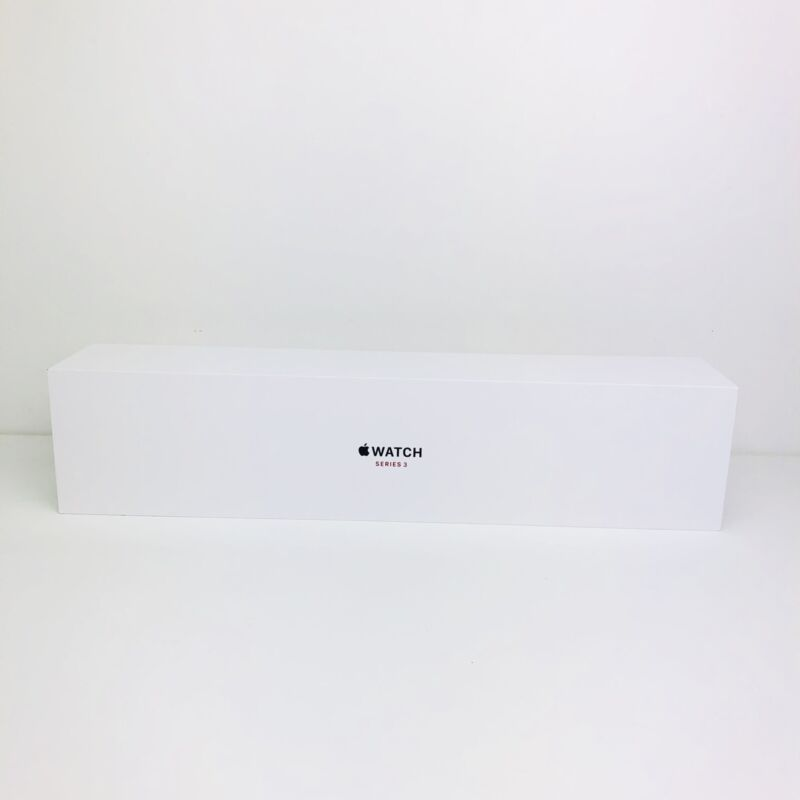 Apple Watch series 3 42 mm case box only