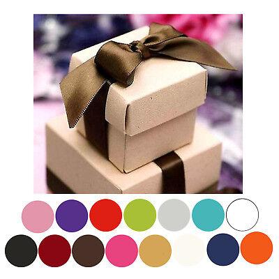 100 Boxes 2 pcs Favor Boxes Bridal Shower Party Favor Gift Container Treat Boxes - Wedding Treats