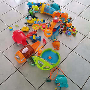 Octonauts collection Windella Maitland Area Preview