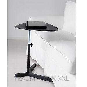 ikea tavolo da portatile computer portatile notebook netbook tavolo ebay. Black Bedroom Furniture Sets. Home Design Ideas