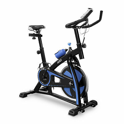 Indoor Exercise Bike Cycling Bike Home Gym Cardio Training Workout Blue