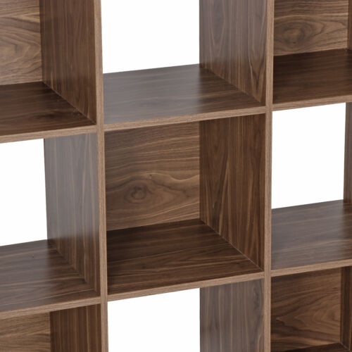 Cubic MDF Storage Rack Room Storage Clothes Storage Home Decoration Bookshelf Home & Garden